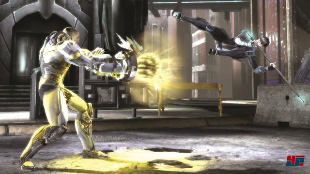 Screenshot - Injustice: G�tter unter uns (PC-CDROM)