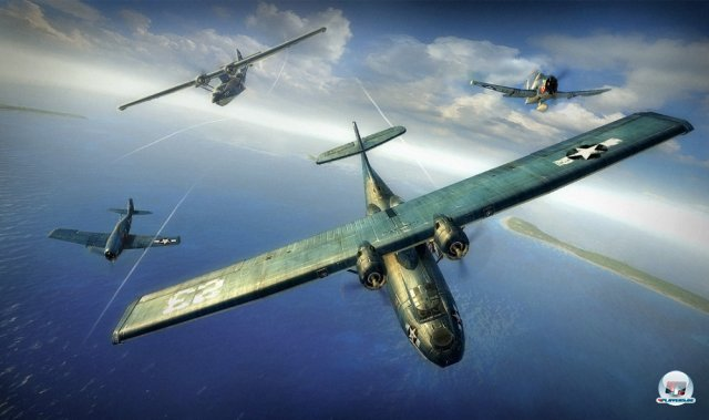 Screenshot - Combat Wings - The Great Battles of WWII (360) 2323347