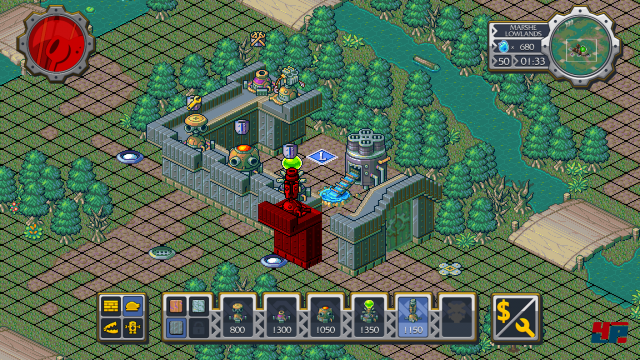 Screenshot - Lock's Quest - Hüter der Welt (PC)