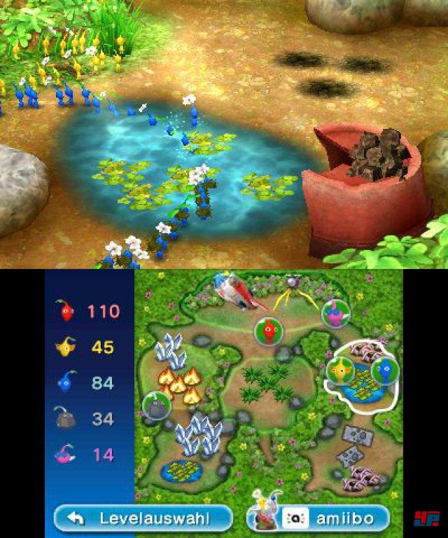 Screenshot - Hey! Pikmin (3DS) 92550155