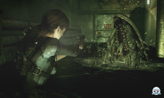 Screenshot - Resident Evil: Revelations (3DS) 2298667