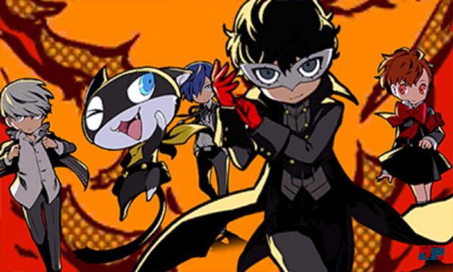 Screenshot - Persona Q2: New Cinema Labyrinth (3DS) 92570888
