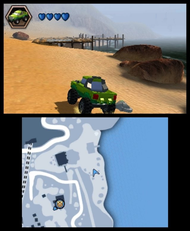 Screenshot - Lego City: Undercover (3DS) 92459491