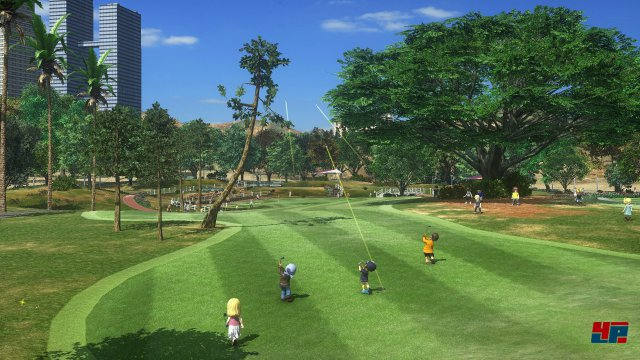 Screenshot - New Everybody's Golf (PlayStation4)