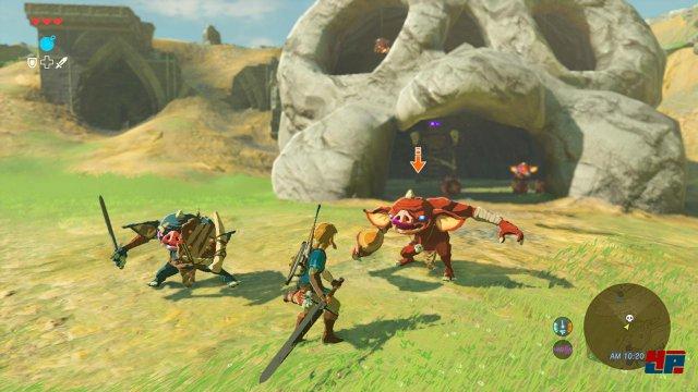 Screenshot - The Legend of Zelda: Breath of the Wild (Wii_U)