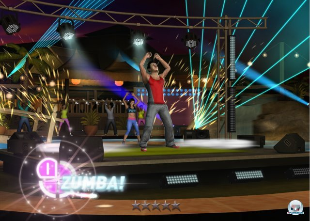 Screenshot - Zumba Fitness 2 (Wii)