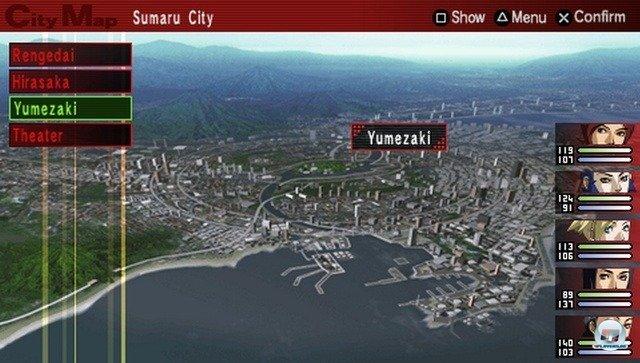 Screenshot - Shin Megami Tensei: Persona 2 - Innocent Sin (PSP) 2254492