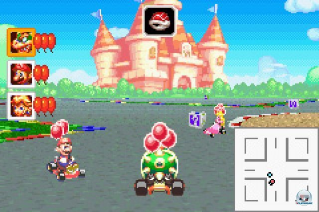 Screenshot - Mario Kart Super Circuit (GBA) 2370062