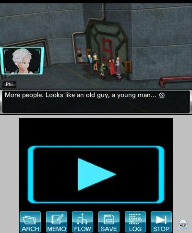 Screenshot - Zero Escape: Virtue's Last Reward (3DS) 92451087