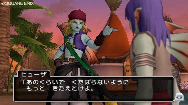 Screenshot - Dragon Quest X Online (Wii) 2357202