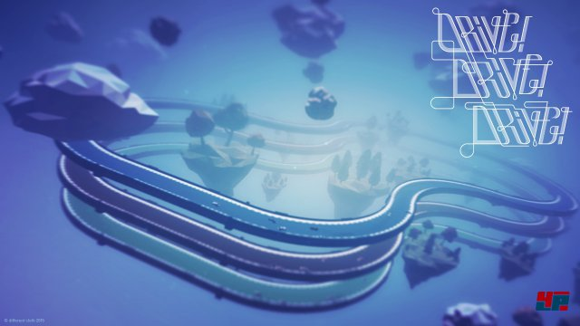 Screenshot - Drive!Drive!Drive! (PlayStation4)