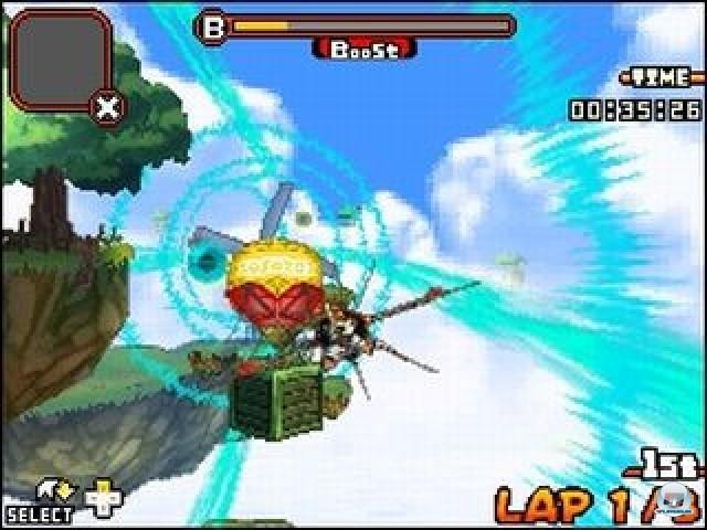 Screenshot - Solatorobo - Red the Hunter (NDS) 2223657