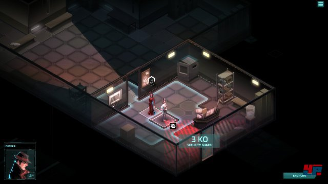 Screenshot - Invisible, Inc. (PC)