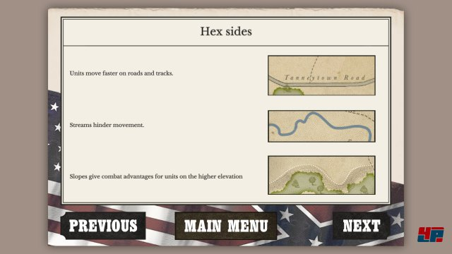 Screenshot - Gettysburg: The Tide Turns (PC)
