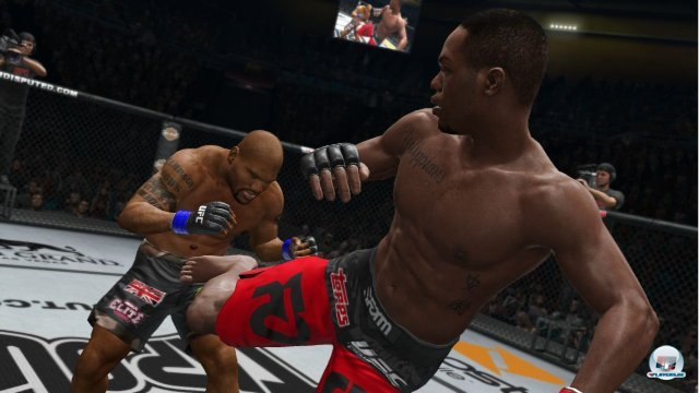 UFC Undisputed 3 Screenshots. Xbox360) .