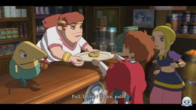 Screenshot - Ni No Kuni: Der Fluch der Weißen Königin (PlayStation3) 2376142
