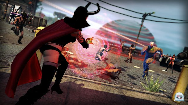 Screenshot - Saints Row 4 (360)