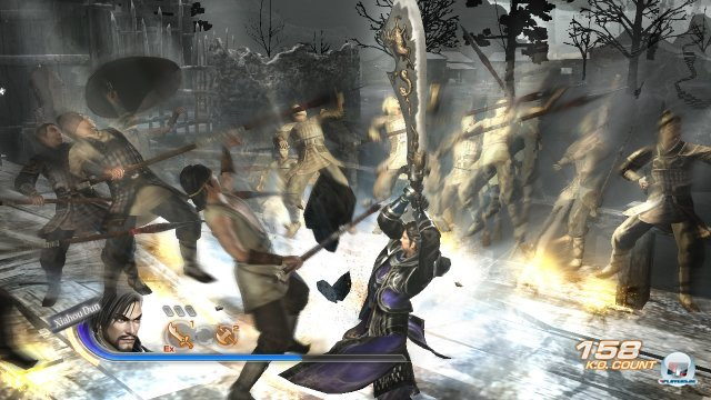 Screenshot - Dynasty Warriors 7: Xtreme Legends (PlayStation3) 2277377