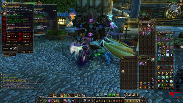Screenshot - World of WarCraft: Legion (Mac) 92530861