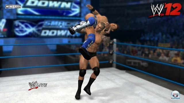 Screenshot - WWE '12 (360) 2241847