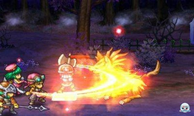 Screenshot - Brave Company (3DS) 2266942