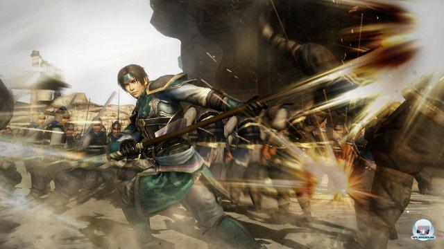 Screenshot - Dynasty Warriors 8 (PlayStation3) 92434012
