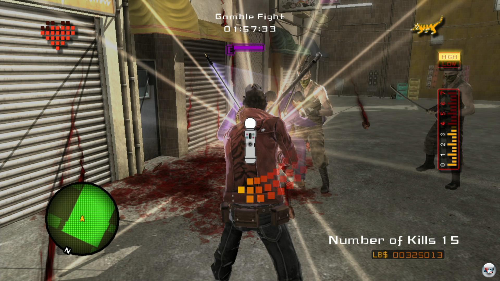 Auf der PS3 kann man entweder mit Navigation- und Move-Controller oder dem klassischen Sixaxis-Gamepad loslegen.