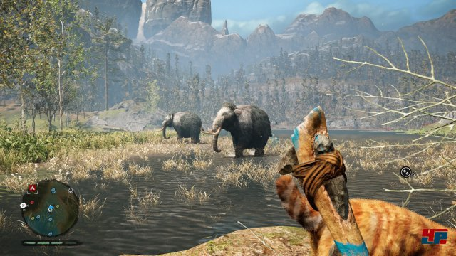 Screenshot - Far Cry Primal (PlayStation4) 92520667