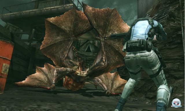 Screenshot - Resident Evil: The Mercenaries 3D (3DS) 2227474