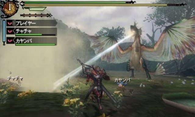 Screenshot - Monster Hunter 3G (3DS) 2295247