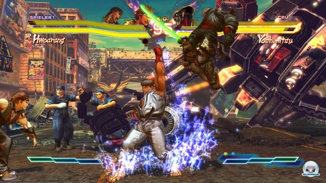 Screenshot - Street Fighter X Tekken (PC) 2351807
