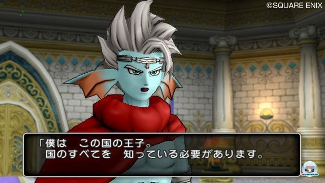 Screenshot - Dragon Quest X Online (Wii) 2365397