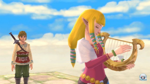 Screenshot - The Legend of Zelda: Skyward Sword (Wii) 2271087