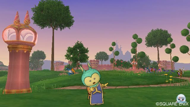 Screenshot - Dragon Quest X Online (Wii) 2280312
