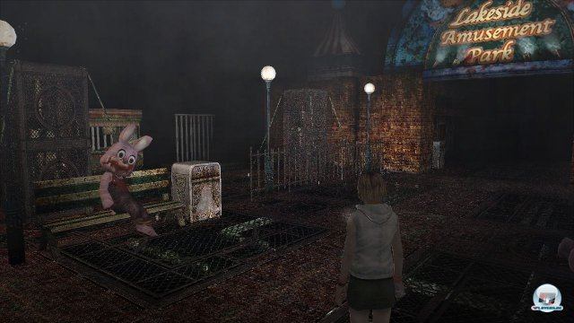 Screenshot - Silent Hill HD Collection (PlayStation3) 2263827