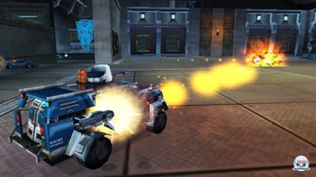 Screenshot - Transformers 3 (3DS) 2225472