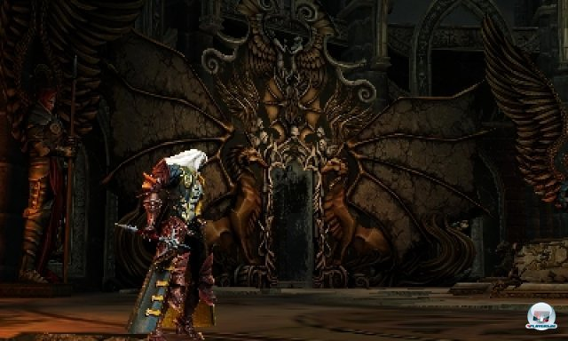 Screenshot - Castlevania: Lords of Shadow - Mirror of Fate (3DS) 2384507
