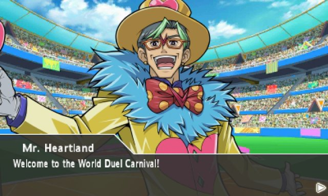 Screenshot - Yu-Gi-Oh! Zexal World Duel Carnival  (3DS) 92484616