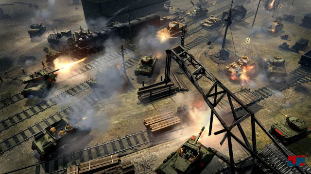 Screenshot - Company of Heroes 2: The Western Front Armies (PC)