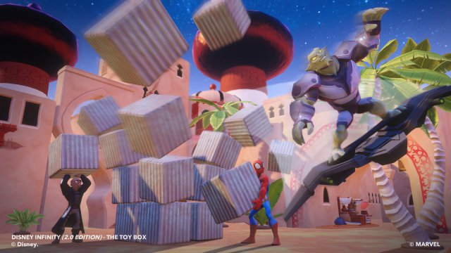 Screenshot - Disney Infinity 2.0: Marvel Super Heroes (360) 92484587