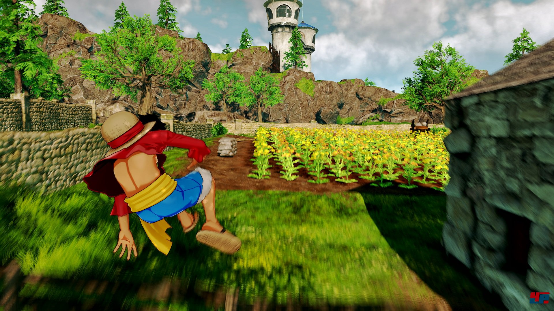 One Piece World Seeker offiziell angekündigt