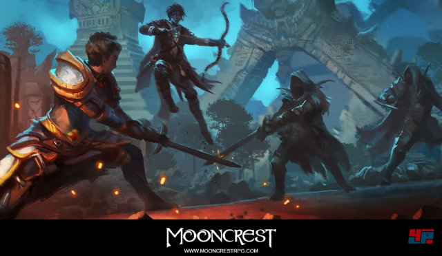 Screenshot - Mooncrest (PC)