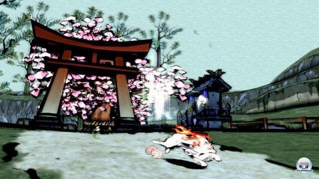 Screenshot - Okami HD (PlayStation3) 2370602