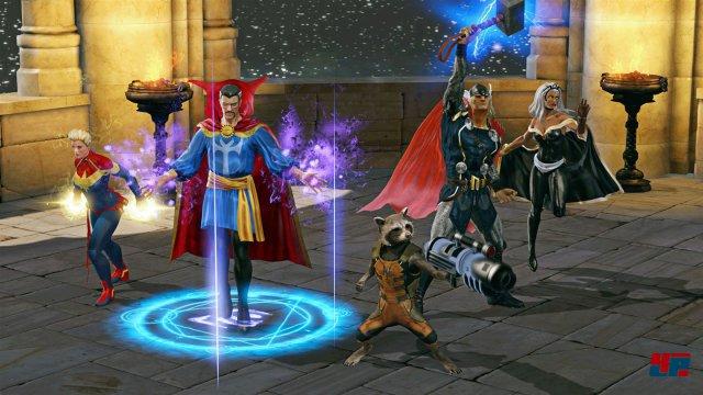 Screenshot - Marvel Heroes Omega (One) 92549325