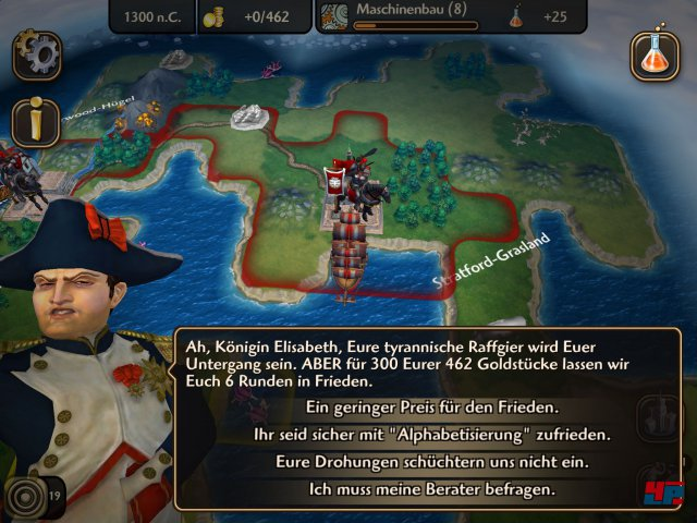 Screenshot - Civilization Revolution 2 (iPad) 92486673