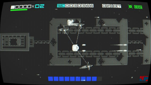 Screenshot - Hyper Sentinel (Switch)
