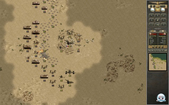 Screenshot - Panzer Corps: Afrika Korps (PC) 92422312
