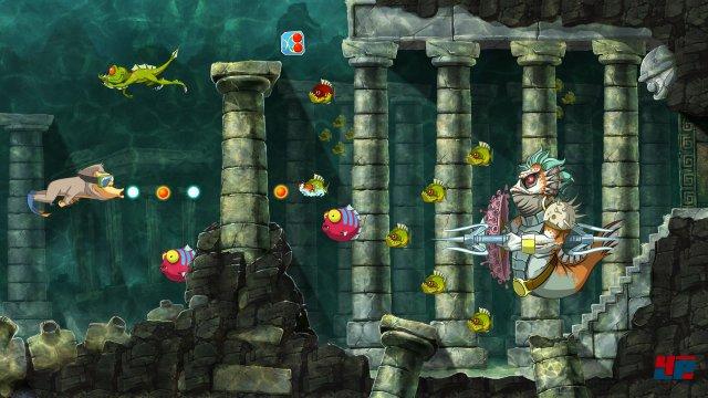 Screenshot - Toki (Switch)