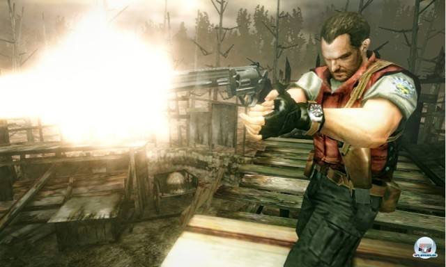 Screenshot - Resident Evil: The Mercenaries 3D (3DS) 2227412
