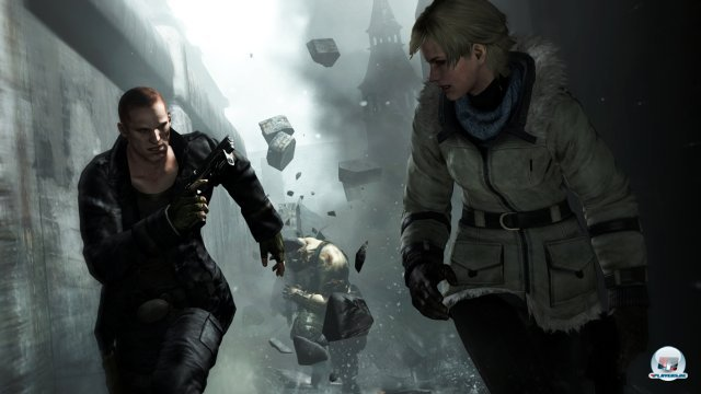 Screenshot - Resident Evil 6 (360) 2357607